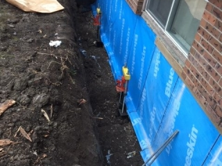 Underpin Piles by GCA